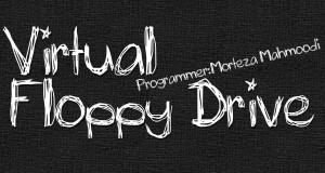 نرم افزار Virtual Floppy Drive